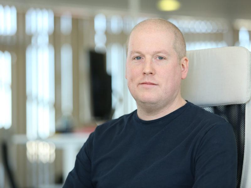 Luckbox co-founder Mike Stevens